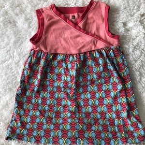 Tea Collection girls cotton dress